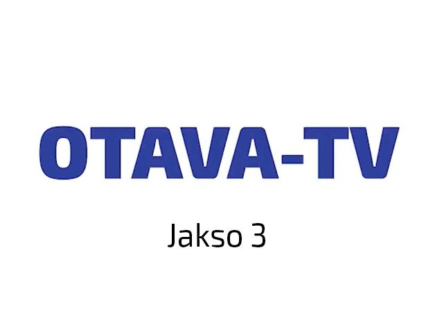 """Otava-TV:n logo ja teksti """"Jakso 3"""""""